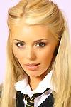 s�odkie seksowne blondynki OnlyTease: Imogen