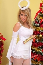 Sexy Jodie Piper our Christmas Angel - 02