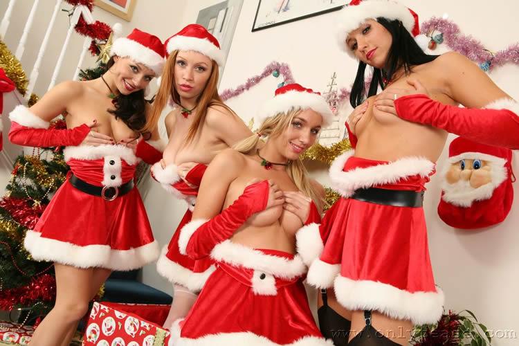 girl-christmas-bisex-erotica