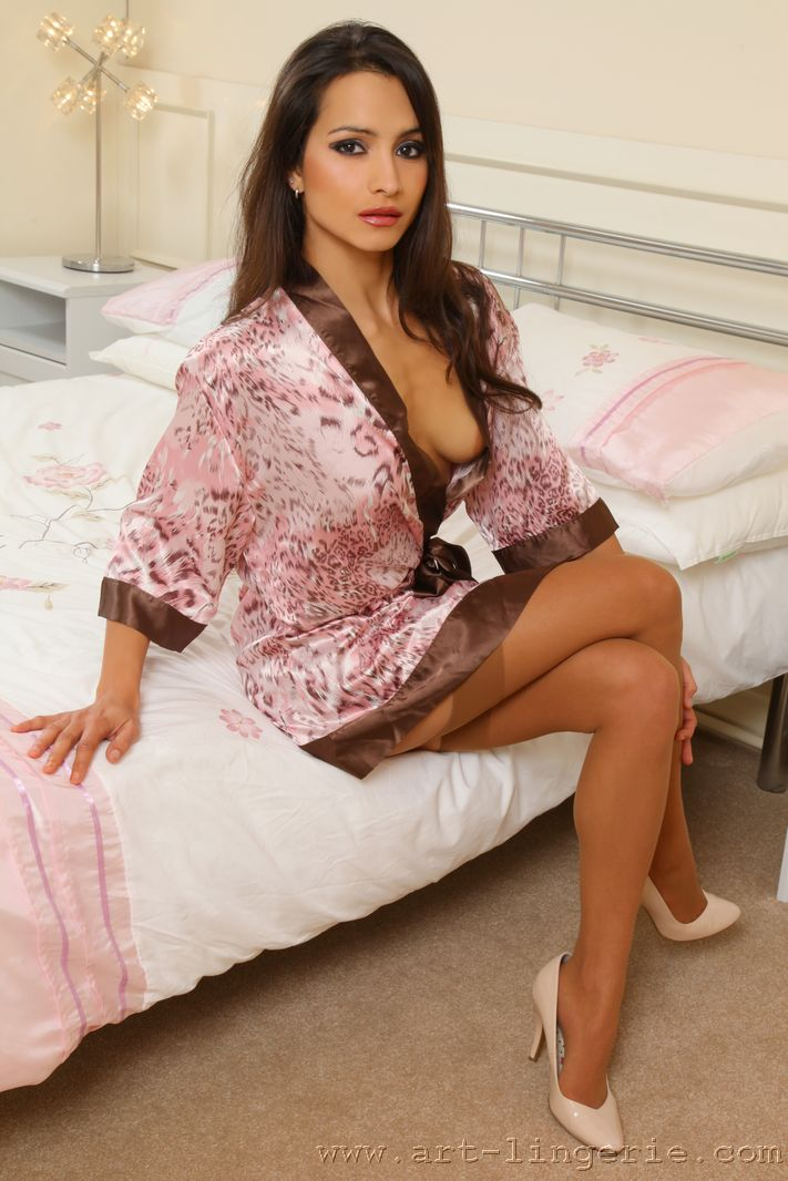 Bedroom nude langerie — img 10