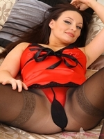 Carla From Layered Nylons - Picture 11