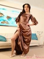 Caroline From Layered Nylons - Picture 2