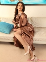 Caroline From Layered Nylons - Picture 8