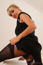 Cikita From Layered Nylons - Picture 4
