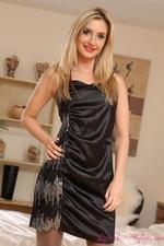 Perky Debra K In Layered Lingerie - Picture 2