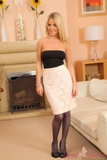 Becky R from Layered-Nylons