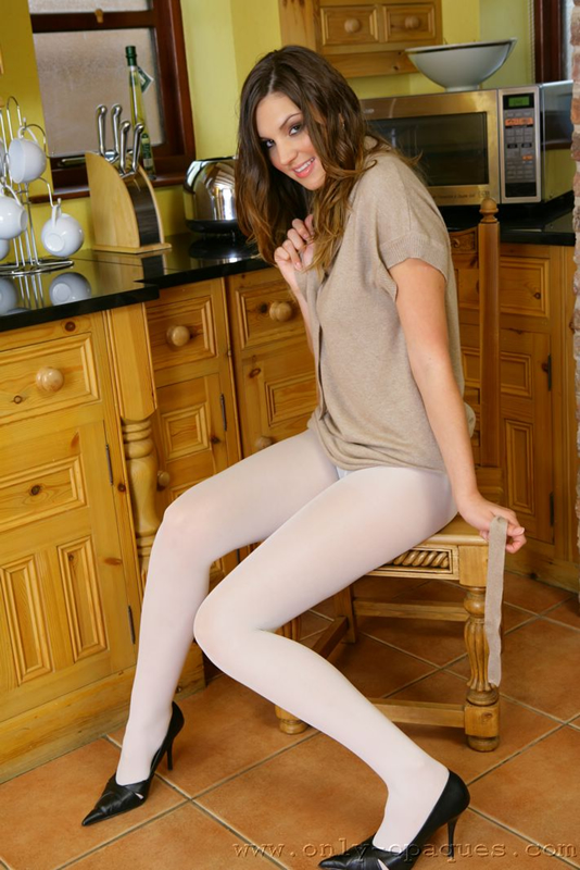 Ladies and white pantyhose teen pussy pictures