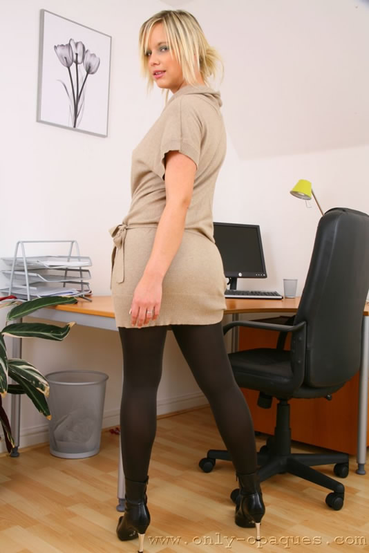 Only-Opaques.com is dedicated to the love and appreciation of stunning  models posing in sexy opaque stockings and pantyhose. Exclusive images and  videos of ...