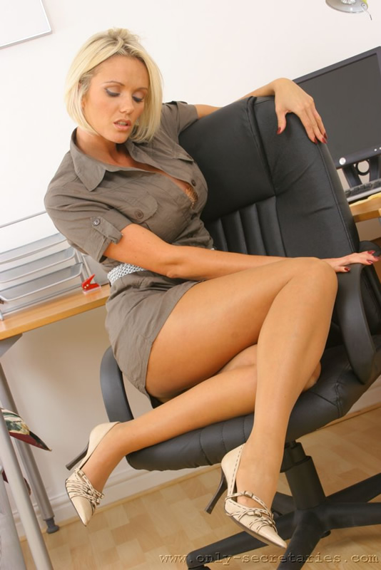 Only-Secretaries.com is all about the sexiest girls dressed in naughty ...