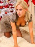Linzi tight outfit – Only Secretaries
